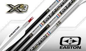 Easton Arrow Shaft Selection Chart Legendary X23 X27 Refreshed For 2020 Easton Archery