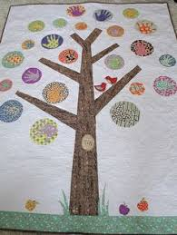 family tree quilt | Family tree quilt, Tree quilt and Family trees & Family tree quilt...inspired by the colors, not so much the handprints Adamdwight.com