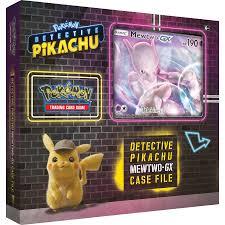 Pokemon Detective Pikachu Mewtwo Gx Box Big W