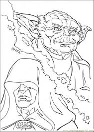 Small Picture 12 Pics Of Star Wars Yoda Coloring Pages Printable Star Wars