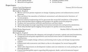 Resume For Cna With No Experience Impressive Resume Examples No Experience Best Of Cna Resume No Experience