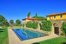 Villa Colleramole - Ferienhäuser Toskana für Personen mit Schlafzimmer -  Unterkunft in Certosa