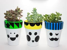 final - DIY Flowerpot Family Craft Project