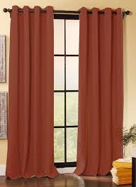 impressive rust colored curtains and curtains rust colored curtains designs rust photo windows curtains