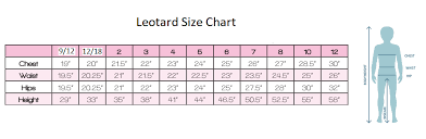Bow Size Chart Natalie Bow Back Leo