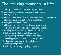 Amazing Life Quotes Beauteous The Amazing Moments In Life Best Life Quote Life Quotes