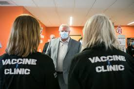 There is some precedence for the requirement of vaccines in canada as ontario and new. Zptc9pzxgrzsxm