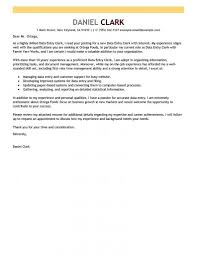 Free Cover Letter Templates For A Job Application Livecareer Free