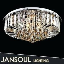 low ceiling chandelier modern home decor ceiling chandelier low ceiling crystal flat lighting fixture from china low ceiling chandelier