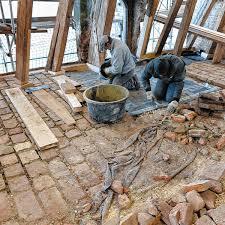 Zement ist grundsätzlich nur ein bindemittel, das unter anderem aus sand, ton und kalkstein besteht. Reichlich Arbeit Im Haager Schlossturm Muhldorf