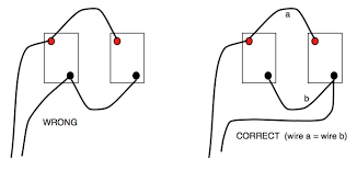 how do you connect a parallel battery bank to controller Wiring Batteries In Parallel Diagram diagparallel jpg 26 3k wiring diagram for two 12 volt batteries in parallel