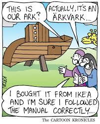 Image result for Ikea ark cartoon