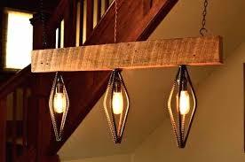 wood lighting. Beautiful Wood Lighting