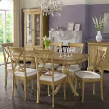 oak dining room sets. Cookes Collection Chateau Oak Dining Table And 6 X Back Chairs Room Sets