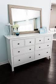 Ikea Hemnes 8 Drawer Dresser White Rustic Shabby Chic House