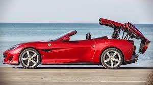 2018 Ferrari California Red Convertible