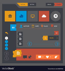Ux Flat Design Flat Design Ui Ux Kit