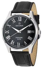 Наручные <b>часы Grovana</b> 1568.1334 — купить по выгодной цене ...