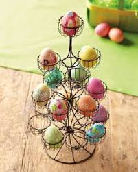 Egg Display Stands Easter Egg Display Trees Happy Easter 100 35
