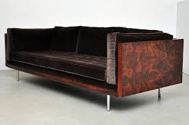 milo baughman furniture. Mid Century Furniture · Rosewood Case Sofa By Milo Baughman