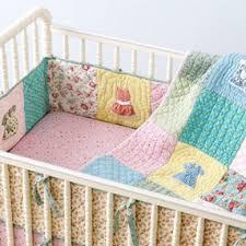 Baby Crib Bedding: Baby Crib Floral Theme Patchwork Bedding - Doll ... & Baby Crib Bedding: Baby Crib Floral Theme Patchwork Bedding - Doll Dresses Crib  Quilt Adamdwight.com