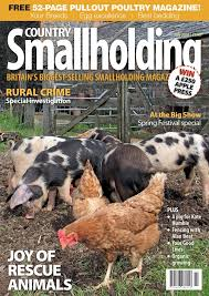 Small Holder Magazine New Subscribe Save Up To 32% Off Country Smallholding Magazine