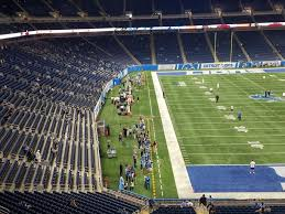 Detroit Lions Seating Guide Ford Field Rateyourseats In The