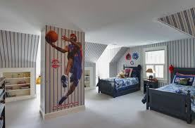 Kids Bedroom Decor Ideas 40 SportsThemed Bedrooms For All Tastes Classy Themes For Bedrooms Property