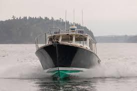 Downeast Tide Chart 2006 Black Horse 33 Downeast Sedan Harpswell Maine Boats Com