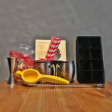 moscow mule tail gift set