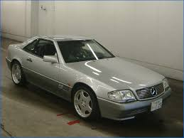 Mercedes Benz SL600 AMG LookAuto Trader Imports – Japanese Car ...