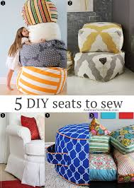 5 great seats to sew for home tutorials included