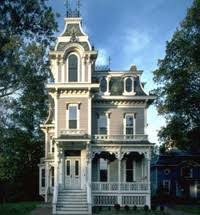 Architectural Style Guide   Historic New EnglandFollowing the Civil War  a population explosion in the cities and towns of the northern and western United States naturally led to a huge demand for new