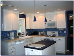 blue and white tile backsplash ceramic mosaic glass ideas mexican subway large size patterned big tiles