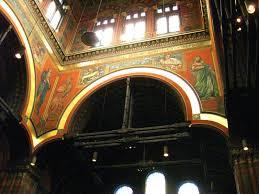 Eternal Light Mausoleum Salem Nh Mural At Trinity Church In Boston Painted By John Lafarge