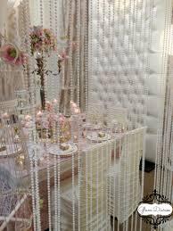 Curtains Wedding Decoration Wedding World Pearl Wedding Decorations