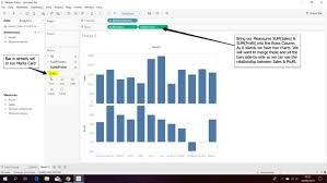 How Do I Build A Grouped Bar Chart In Tableau The