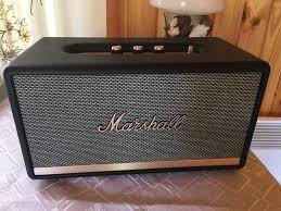 Обзор на Портативная акустика <b>Marshall Stanmore II</b>, черный