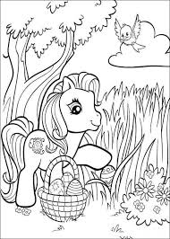 Easter My Little Pony Coloring Page Plus Even More Free Printable