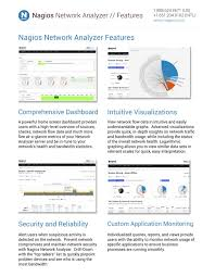nagios network analyzer nagios network analyzer features