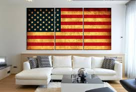 vintage american flag wall art large wall art canvas print american flag panel canvas retro american flag home decor on vintage wall art canvas with wall art designs vintage american flag wall art large wall art