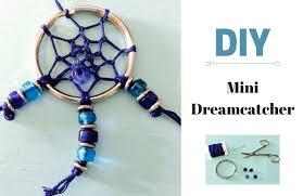 Where Did Dream Catchers Originate Perfect Craft When Dealing With Insomnia DIY Mini Dreamcatcher 55