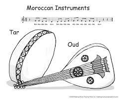 Dessin Instrument De Musique A Colorier Nouveau Portrait Free