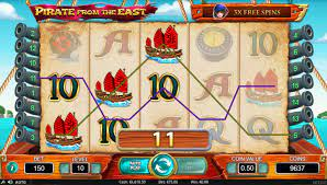 Pirate from the East (NetEnt) Slot Review - 💎AboutSlots