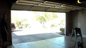 how to reduce garage door noise