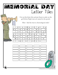 kindergarten history worksheets memorial day worksheets for kids woo ...