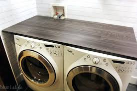 counter over washer and dryer laundry for countertop plan 43