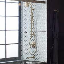 kohler tub shower faucets
