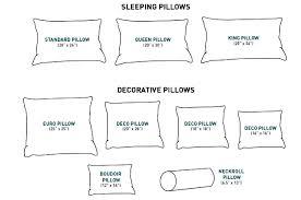 euro pillow dimensions. Perfect Euro Regular Pillow Size Standard Euro Immense Pillows Throw Sizes  Form Down Home Interior 8   In Euro Pillow Dimensions I