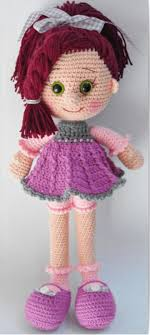 Amigurumi Doll Patterns Classy Amigurumi Doll Free Pattern